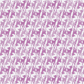 True Radiant Orchid Two Way Deer-ch