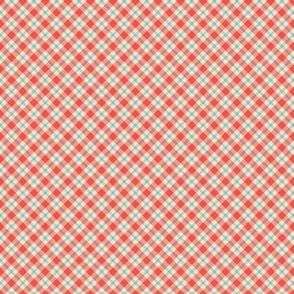 spring country plaid