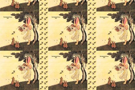 annie2 fabric by craftyscientists on Spoonflower - custom fabric