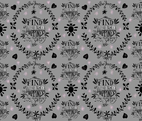NEW_YEARS fabric by yasminah_combary on Spoonflower - custom fabric