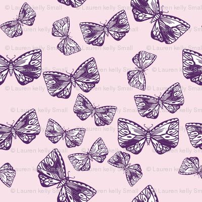 Moth Blackberry