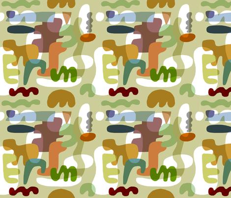 mod orbs fabric by kimmurton on Spoonflower - custom fabric