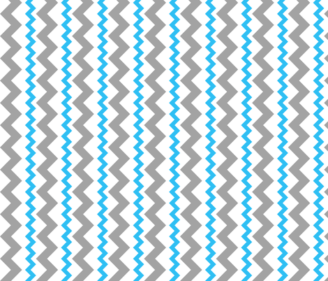 Two Frequency Chevrons fabric by arm_pillozzz on Spoonflower - custom fabric