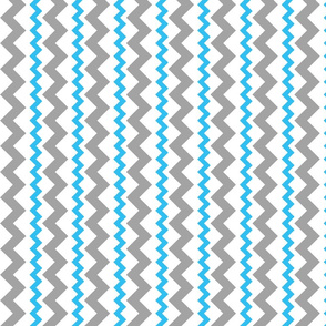 Two Frequency Chevrons