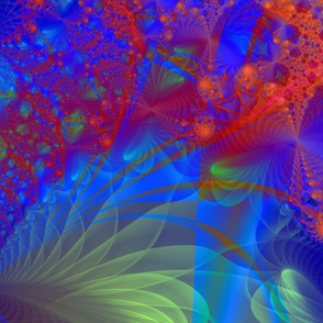 Fractal endless magic