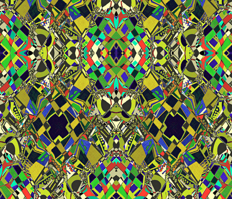 Urban Camouflage   fabric by whimzwhirled on Spoonflower - custom fabric
