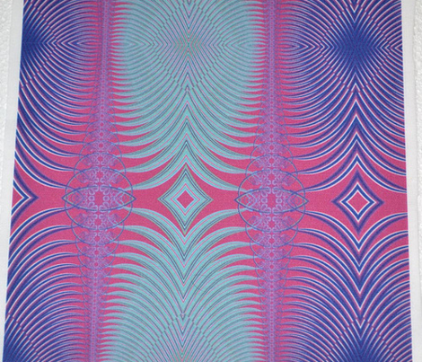 Psychedelic Feathers