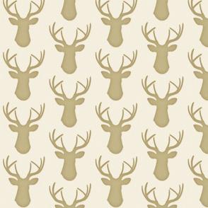 Deer Silhouettes II