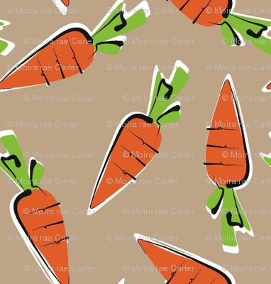 baby carrots - organic