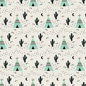 Teepee Mint (small)