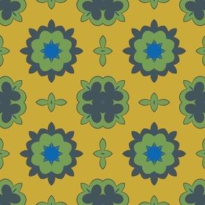 CJC Medieval Floral
