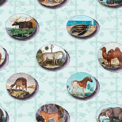 the public domain zoo