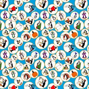 Penguins for all Seasons Medallions-01