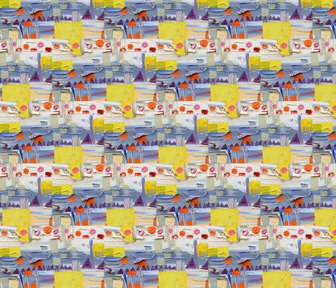 horn_solo_det1 fabric by nerdlypainter on Spoonflower - custom fabric
