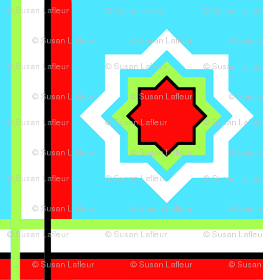 turquoise_stripe_and_star