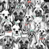 Rrjust_dogs_mint_coral_st_sf_basic_repeat_shop_thumb