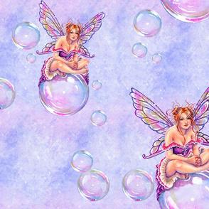 Bubbles Fairy by Selina Fenech