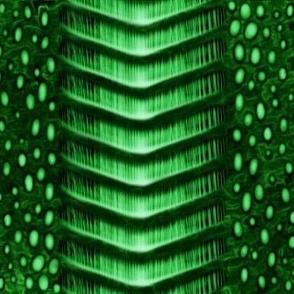 Dragon Hide- Green