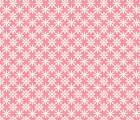 fleur_rose_M fabric by nadja_petremand on Spoonflower - custom fabric