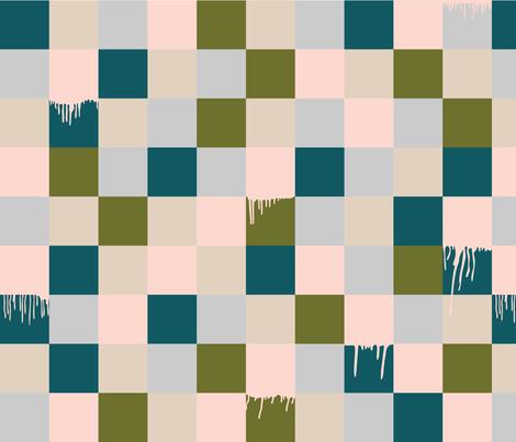 Drips fabric by candyjoyce on Spoonflower - custom fabric