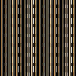 Small Orange City Stripe Pattern