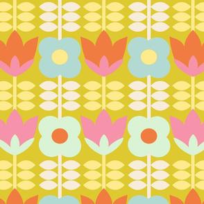 floral_spring_fond_vert_M