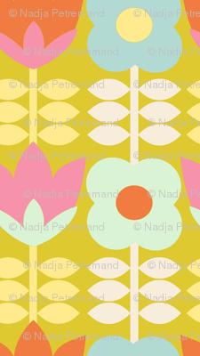 floral_spring_fond_vert_S