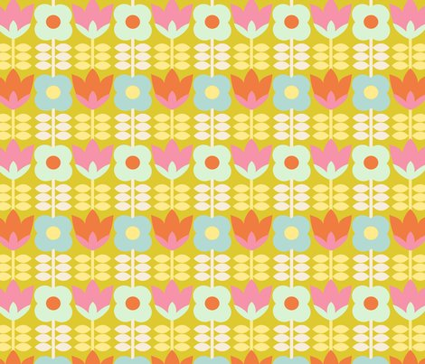 Floral_spring_fond_vert_s_shop_preview