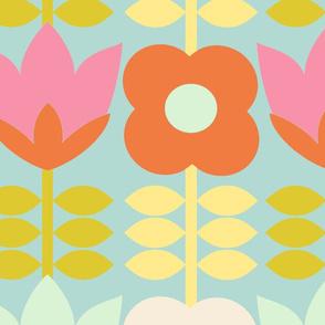 floral_spring_fond_bleu_L