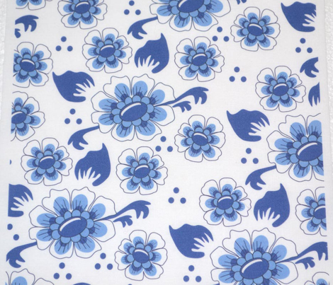 Blue Delft-Inspired