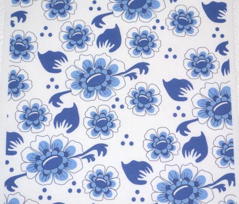 Blue Delft-Inspired
