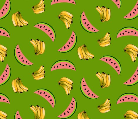 Bananas_and_watermelon_on_dk_green_58_shop_preview