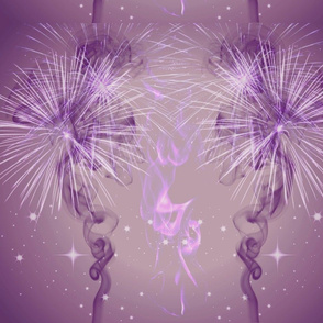 paradiselily's purple fire