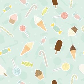 Sweet pattern