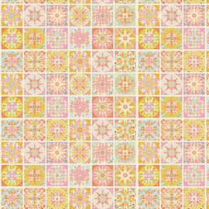 spring_sunshine_cheater_quilt_beige_S