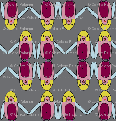 penguins in canary