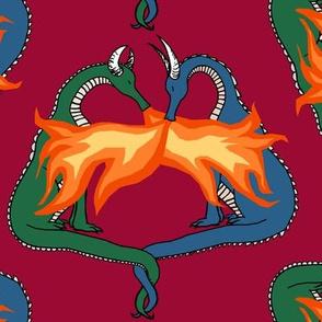 Dragon Duo Multi-directional