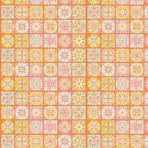 spring_sunshine_cheater_quilt_orange_S