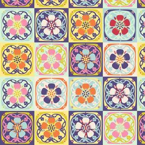 Flower Quilt 2