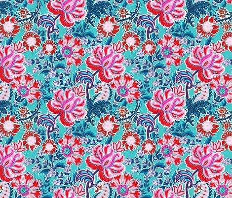 Rbohemian_floral_paisley_pink_turq_color_palette_copy-1_shop_preview