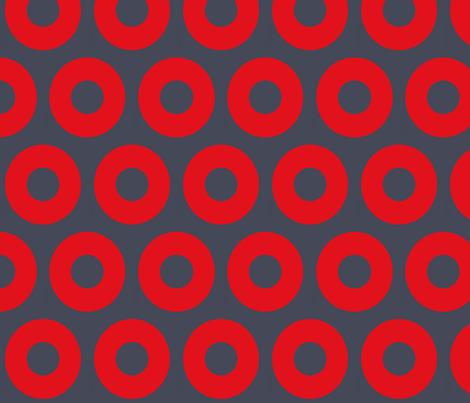 Phish circles fabric by bbjbsc on Spoonflower - custom fabric