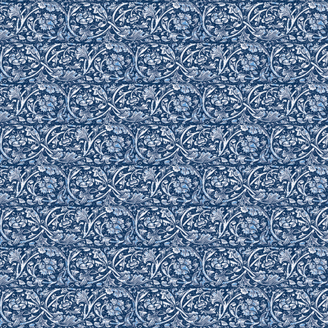 Frost Vine fabric by amyvail on Spoonflower - custom fabric