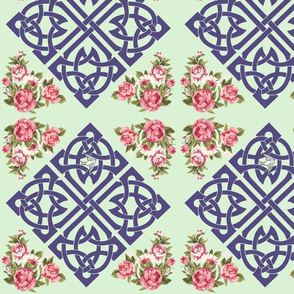 celtic tatto rose garden