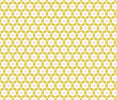 Spring_blooms_gold_dotty_flowers_shop_preview