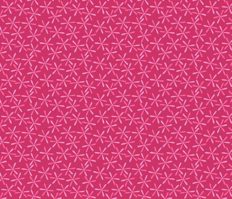 a rose is a rose fabric by glimmericks on Spoonflower - custom fabric