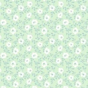Japanese Anemone Quilt