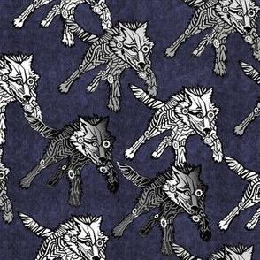 steampunk wolfpack midnight thunder