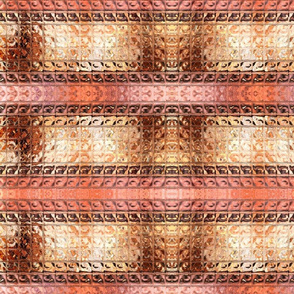 Copper Stripes (horizontal)