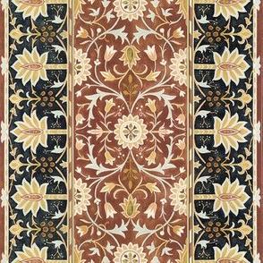 William Morris ~ Turkish Rug ~ Original