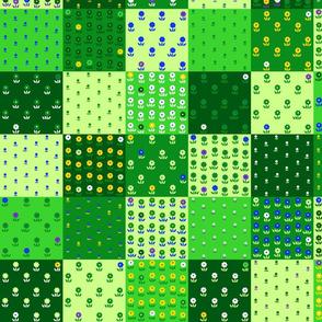 Peony Garden Emerald 2013